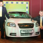 GM India Launches Chevrolet Aveo CNG