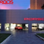 Porsche Centre New Delhi – the newest Porsche showroom in the country