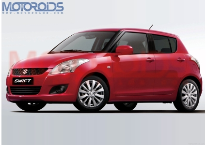 2011 Maruti Suzuki Swift 2011 Maruti Suzuki Swift: Official Photos and Press Release