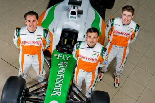 January 28, 2011-Dorce-India-drivers-team-2011.jpg