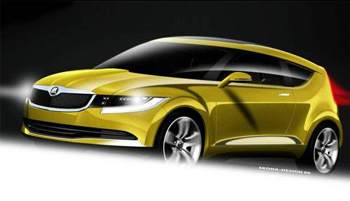 Skoda small car india Skoda officially reconfirms a sub Fabia car