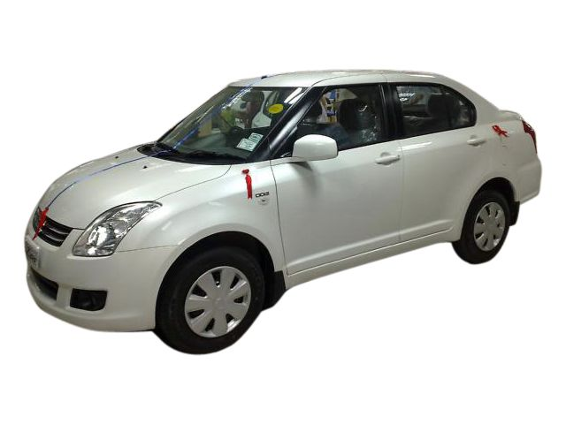 Maruti Suzuki is the 'Most Trusted Automotive Brand'-The Brand Trust Report, India Study 2012-January 19, 2012-dzire1.jpg