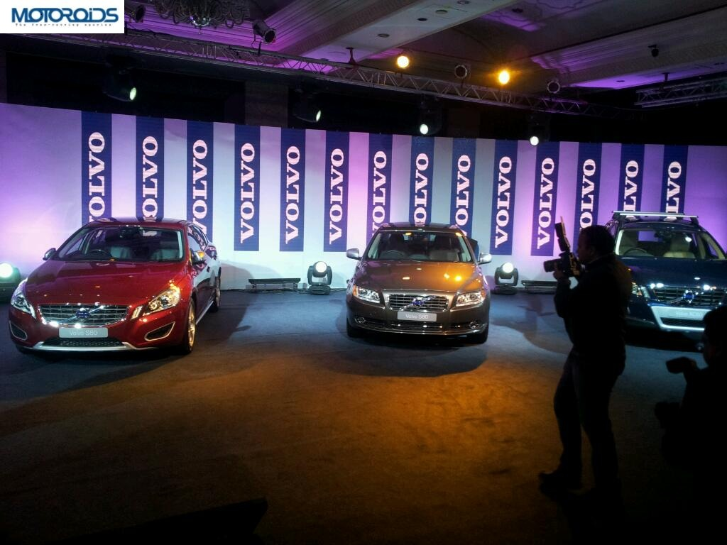 Volvo launches new variants of XC60, S60 and S80 in India.-February 15, 2012-13292903811891.jpg