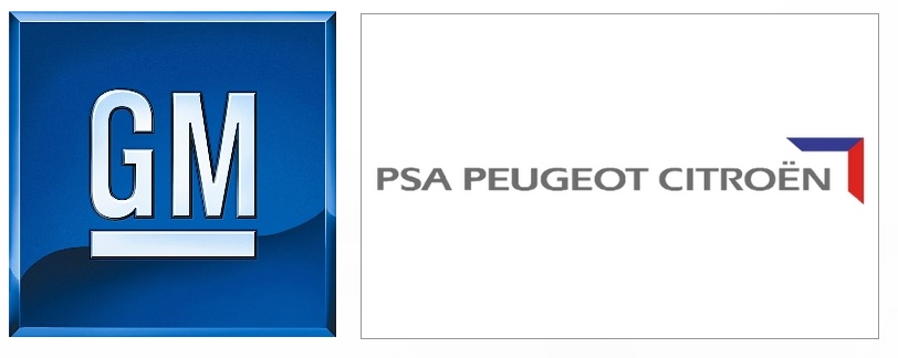 General Motors and PSA Peugeot Citroen to form an alliance-February 22, 2012-GM-PSA.jpg