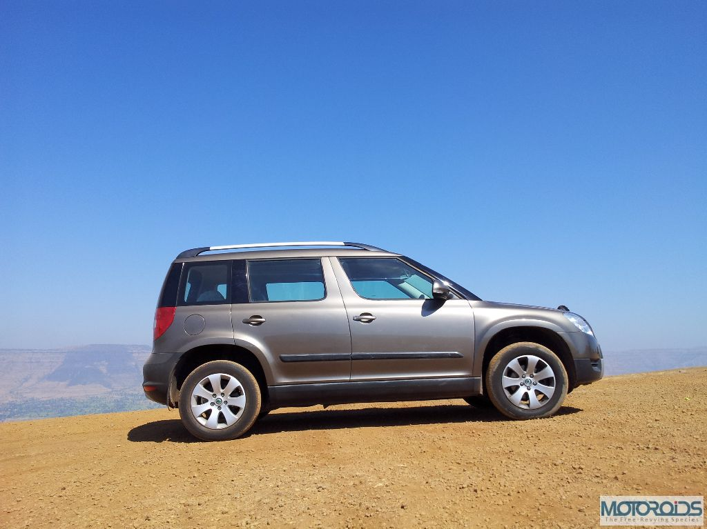 Skoda Yeti 4x4 115 Skoda Yeti 2.0 TDI 4x4 Review: An evolved species