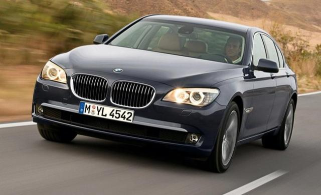 bmw 7 series Next generation of BMW 7 Series sedan to use Carbon Fiber in its structure