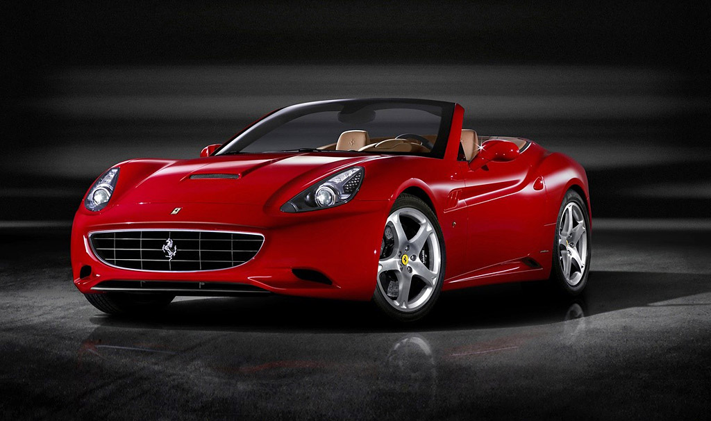 california Ferrari California facelift to debut at Geneva Motor Show