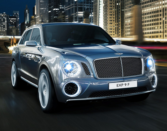 Bentley EXP 9 2012 Geneva Motor Show: Bentley Talks About Design Concept Of EXP 9 F [VIDEO]