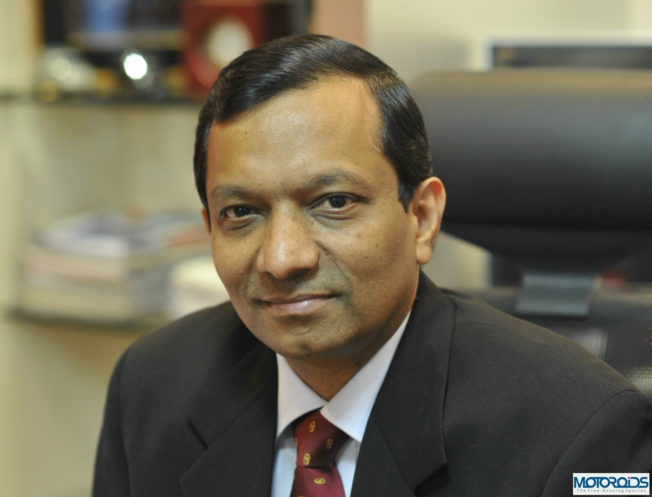 March 9, 2012-Dr-Pawan-Goenka.JPG
