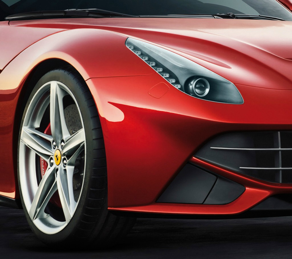 Ferrari F12 Berlinetta 1 Ferrari Reveals New Technical Videos Of The F12Berlinetta