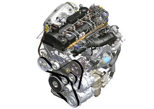 Hyundai diesel engine Hyundai, Maruti To Set Up Diesel Engine Plant In India
