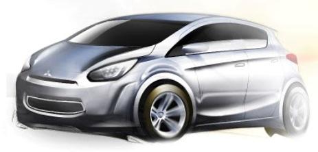Mitsubishi-Eco-Small-Car