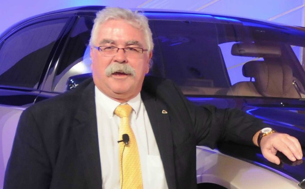 Peter Honegg In conversation: Peter Honegg, MD and CEO, Mercedes Benz India