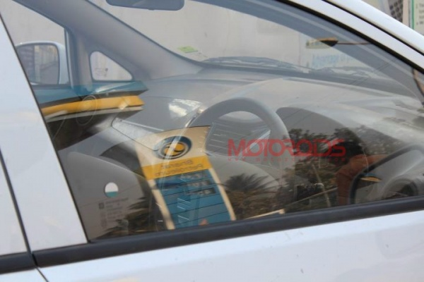 resizedimage600400 Chevrolet Sail spy 2 Chevrolet Sail sedan caught testing: June launch, more images and details