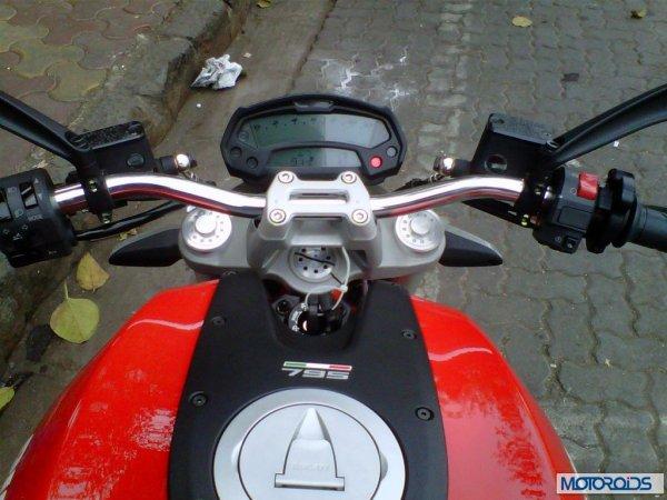 Ducati 795 review