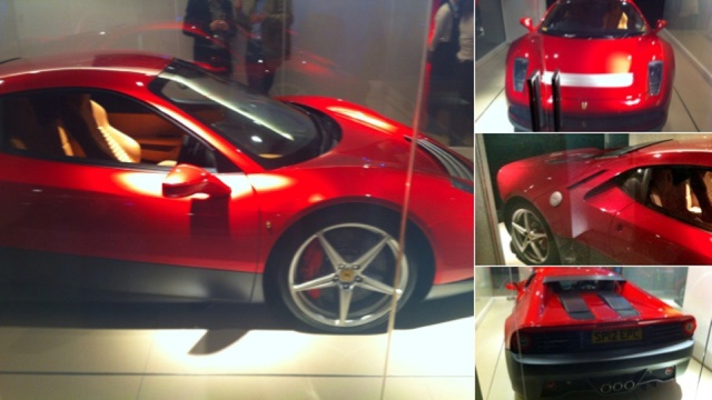 jalopnik SPIED: One Off Ferrari 458 SP12
