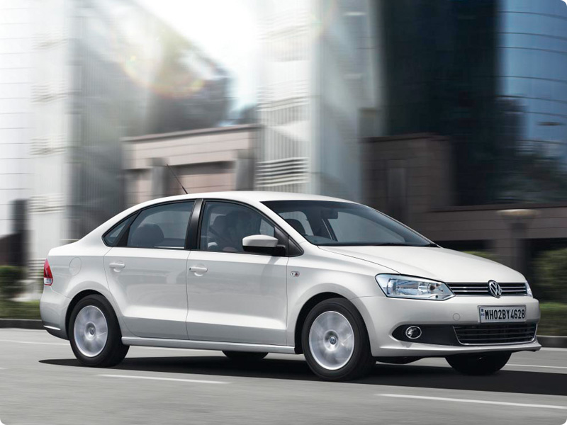 vento2 Volkswagen to Launch IPL Edition II Models of Polo & Vento. No Changes In Price