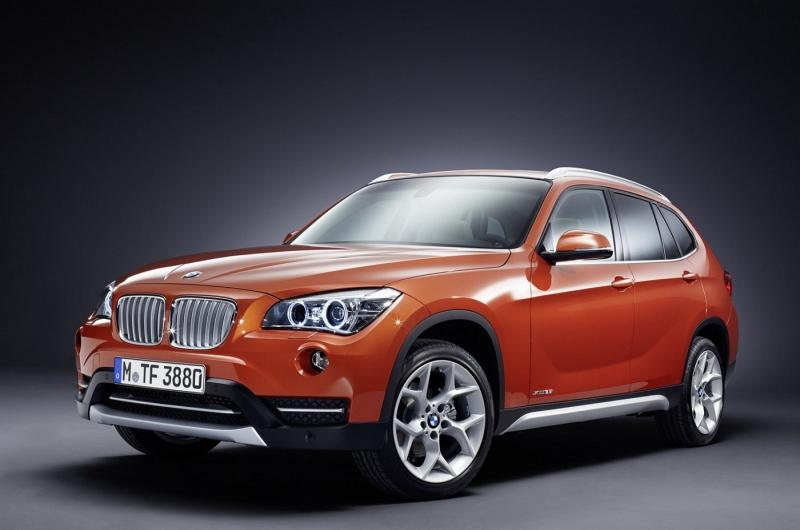 2013-BMW-X1-facelift-1