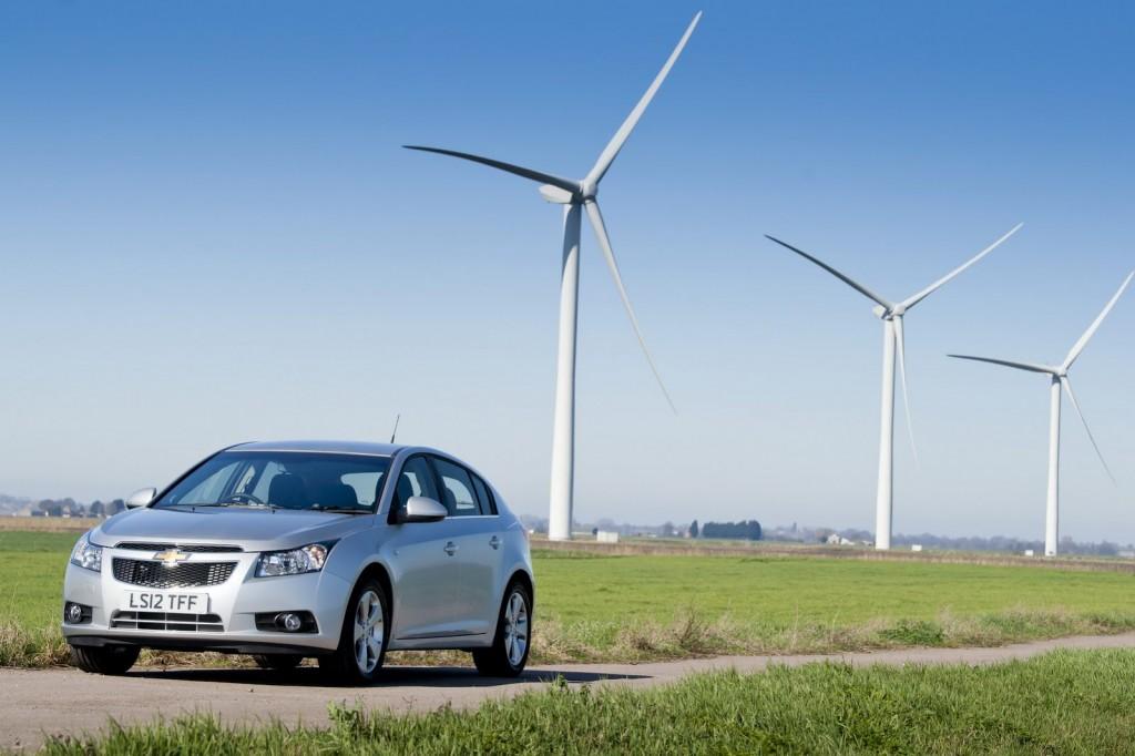 Chevrolet announces 1.7 litre VCDI motor for Cruze