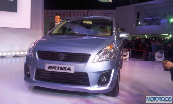 Maruti Suzuki Ertiga bags 10000 bookings in 5 days. MSIL must be 'LUVing' it!