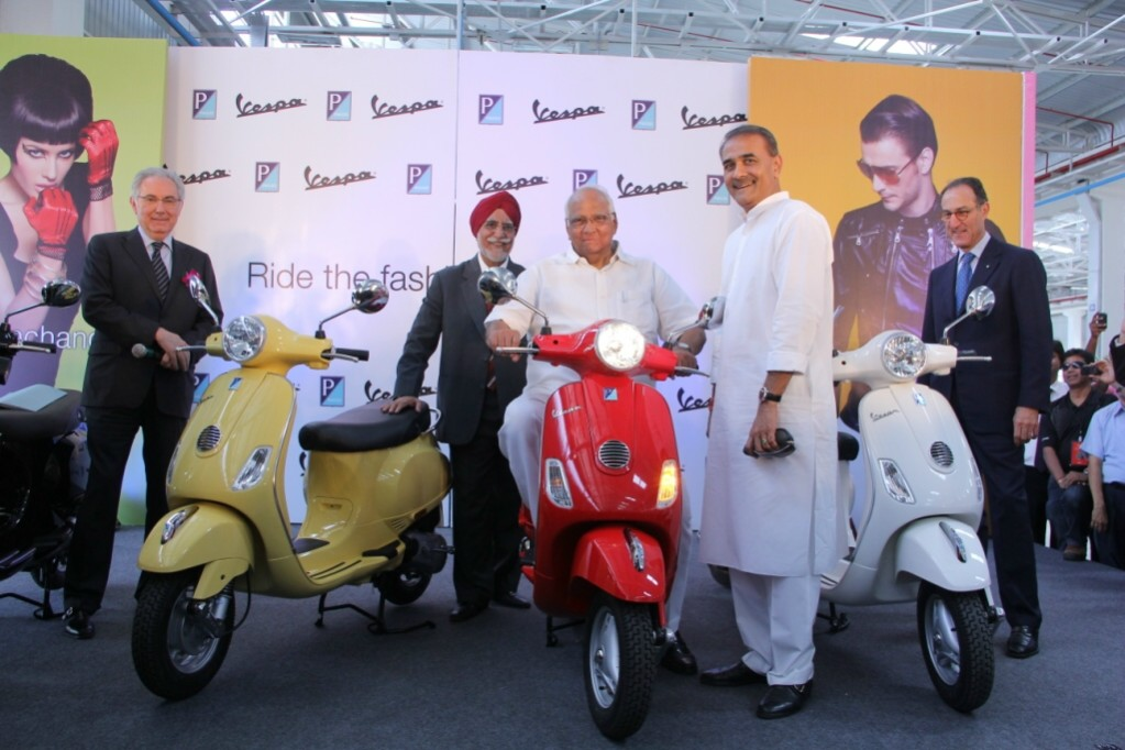 April 28, 2012-Piaggio-India-plant-inauguration.JPG