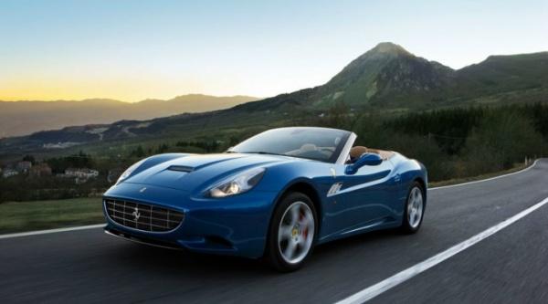 VIDEO: 2013 Ferrari California