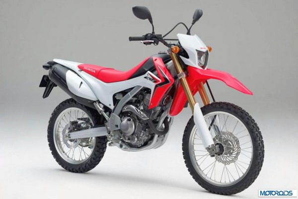 resizedimage600400 Honda CRf250L 3 Honda planning CRF250L and a naked 600 for India