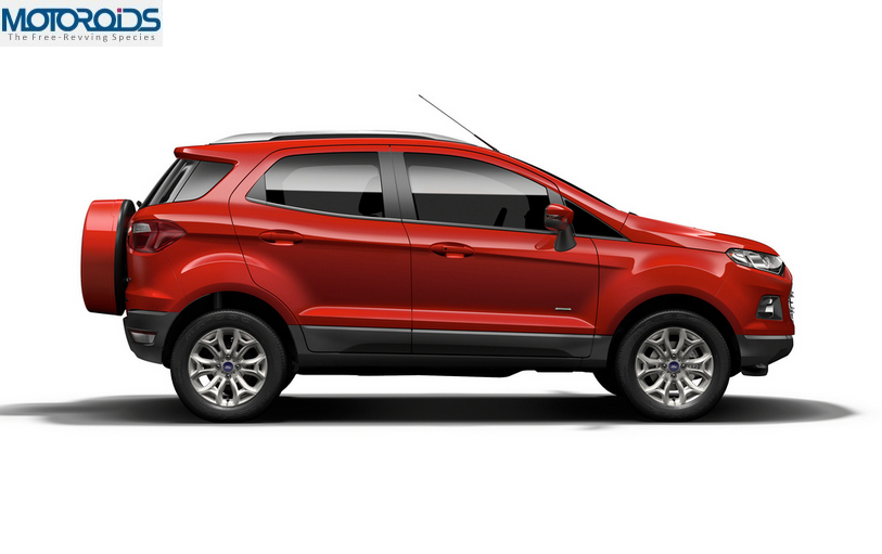 ecosport12 Ford reveals production version of Ecosport