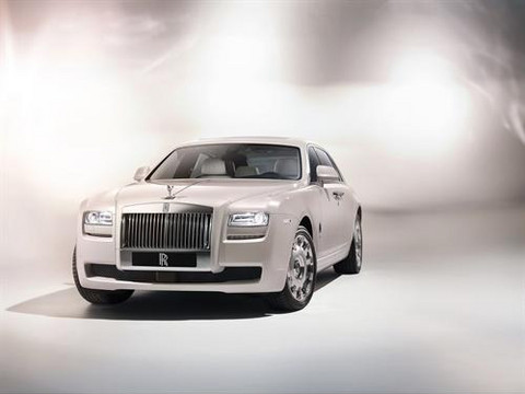 rr 7 Rolls Royce Ghost Six Senses unveiled at Beijing Motor Show