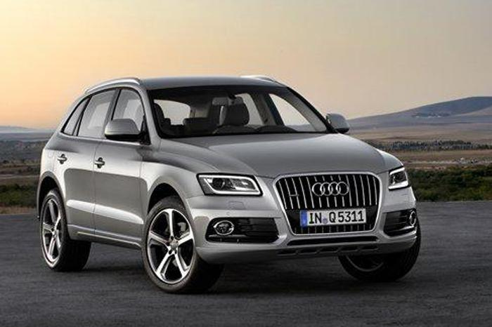 Audi Q5 facelift coming to us by year end