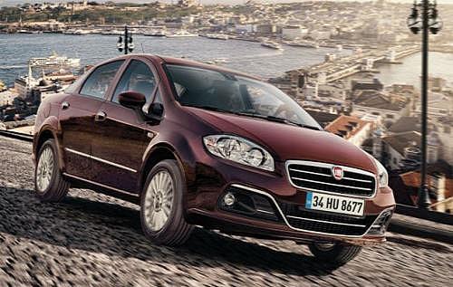 Video, Images & details: 2013 Fiat Linea