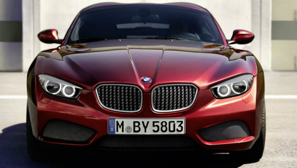 UNVEILED: BMW Zagato coupe unveiled at concours d'elegance