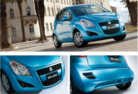 Refreshed Suzuki Splash aka Maruti Ritz goes on sale in Japanese market