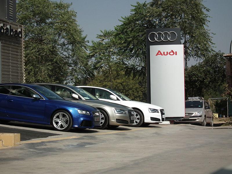 Bhopal gets Audi dealership. Second Audi showroom in Madhya Pradesh