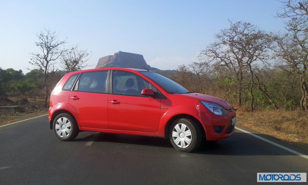 Ford Figo 40,000 km review: How well does it hold together?