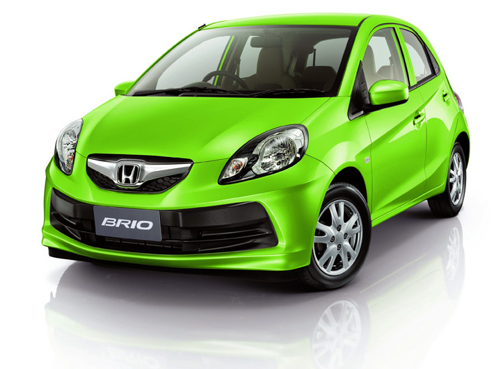 Honda Brio diesel2 Incoming: Honda Brio diesel slated for Diwali 2012 launch