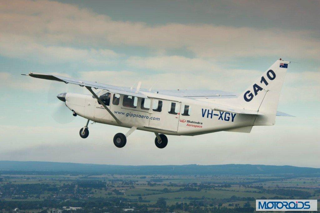 Mahindra-GippsAero-GA-10-1