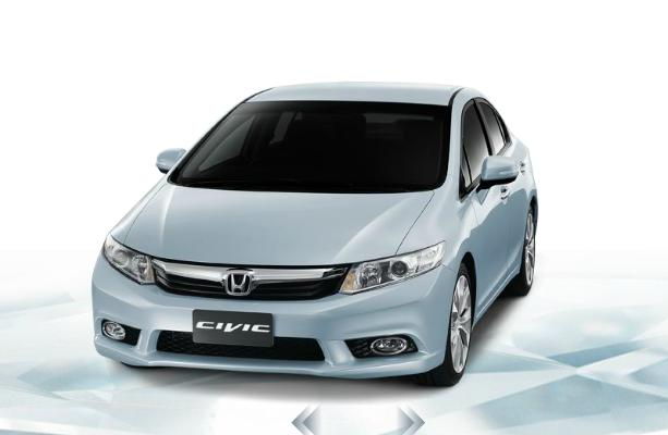 New Honda Civic front Ninth gen Honda Civic launched in Thailand. Will India be the next?