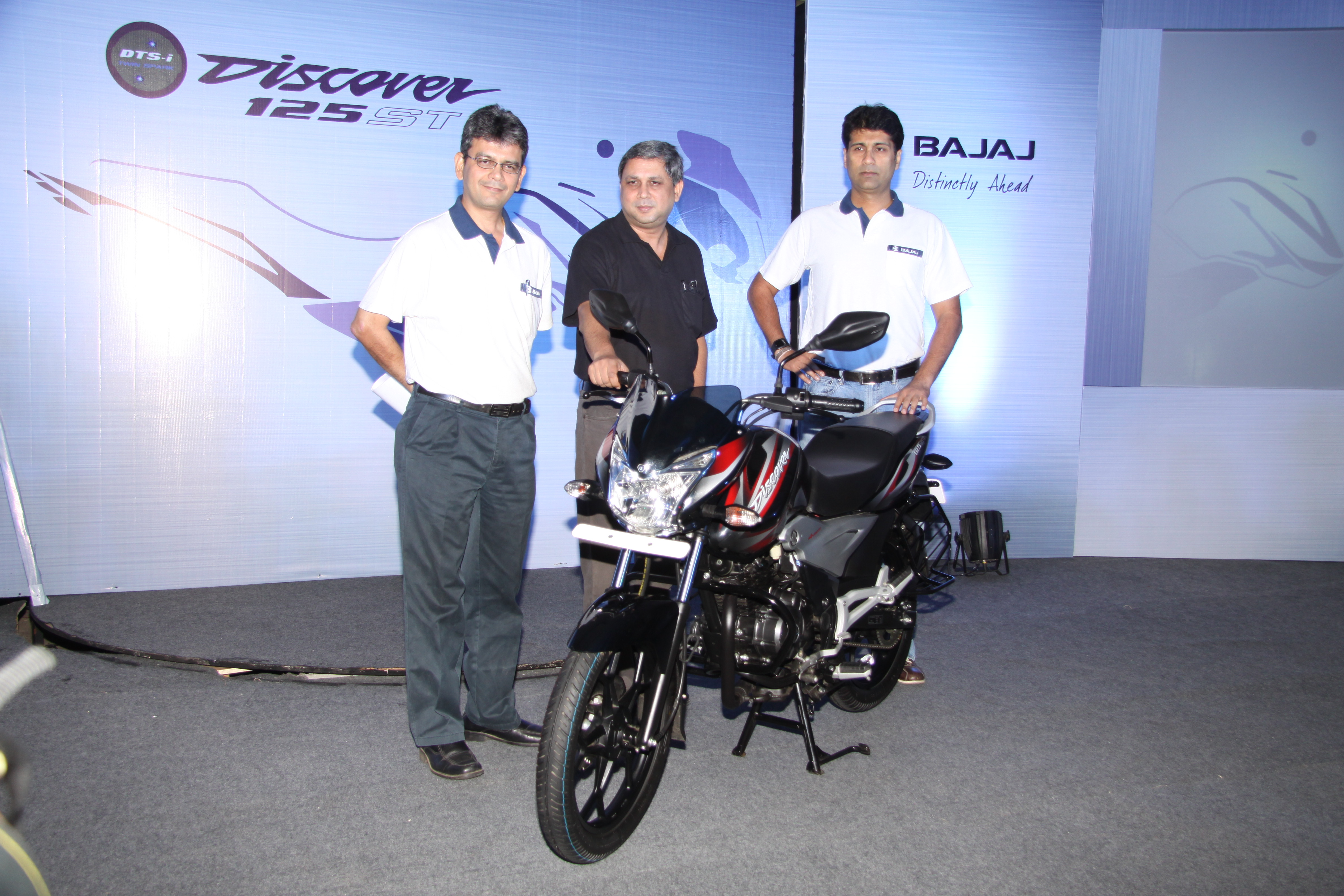 Bajaj reveals the all new Discover 125 ST (Full Image Gallery)