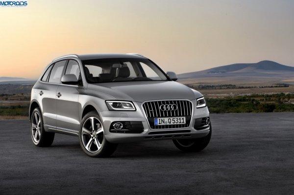 VIDEO: New Audi Q5 promo