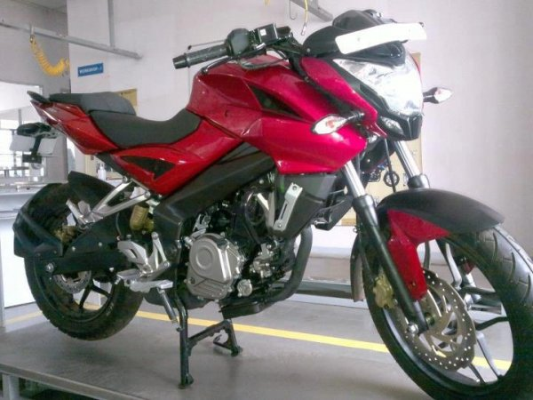 EXCLUSIVE: No styling changes have been made to the Pulsar 200 NS