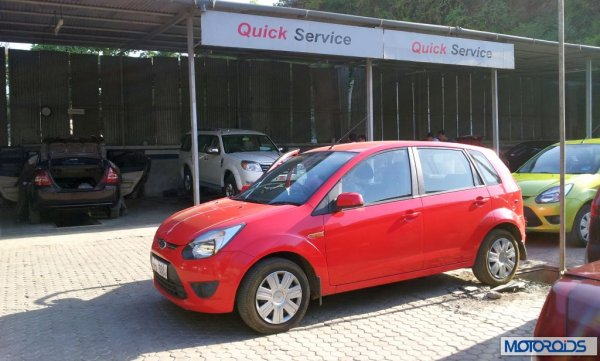 Ford Figo 40,000 km review