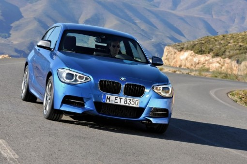 bmw 1 series BMW working on 1 series sedan to rival Mercedes CLA and Audi A3 sedan