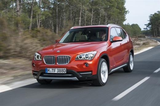 OFFICIAL: BMW X1 Facelift India Launch in Early 2013