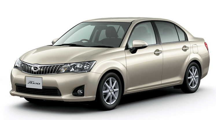 Toyota launches new Corolla in Japanese Domestic Market (JDM)