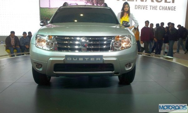 Nissan readying its version of the upcoming Renault Duster