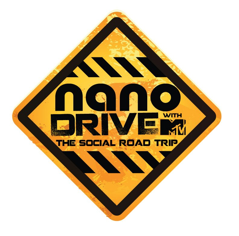 mtv nano MTV presents Nano Drive  First ever social road trip series