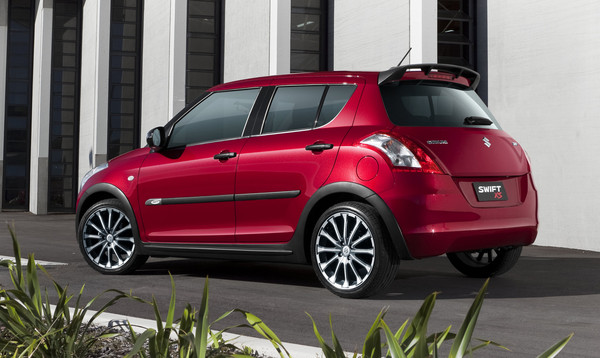 Does the new Swift Sports equipped with 1.4 K series motor makes sense for Indian market?