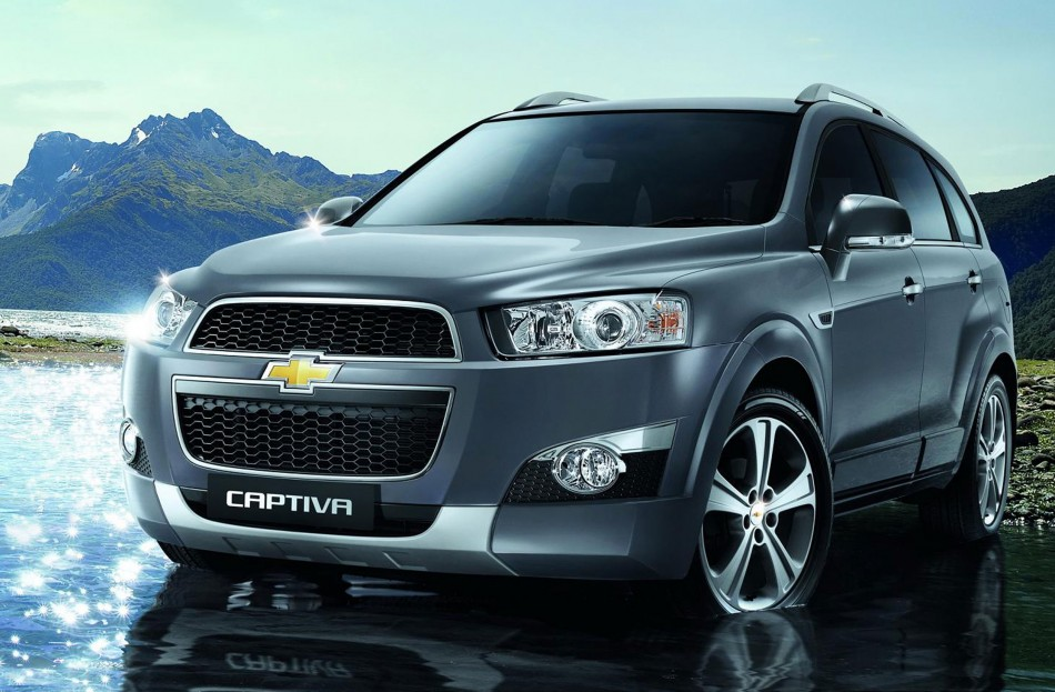 New Chevrolet Captiva launched in Malaysia