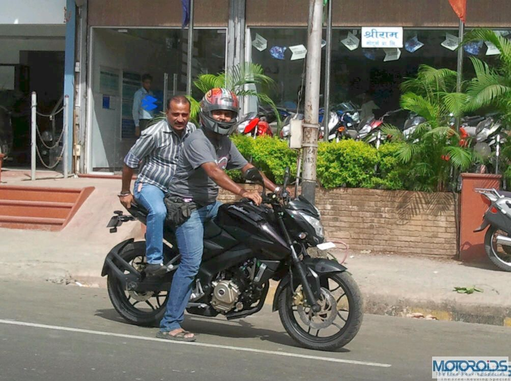 Reader Review: Deepak Dongre quickly reviews the new Bajaj Pulsar 200 NS